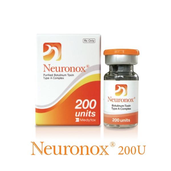 بوتاکس نورونوکس 200واحد 4نفره